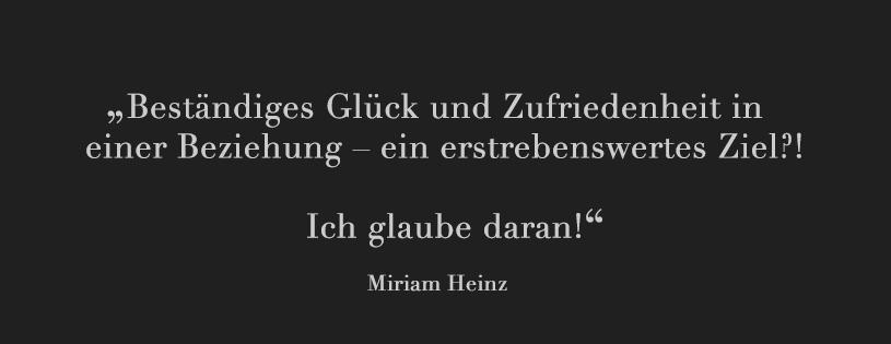 Coaching Orientierung - Miriam Heinz - Meine Vision